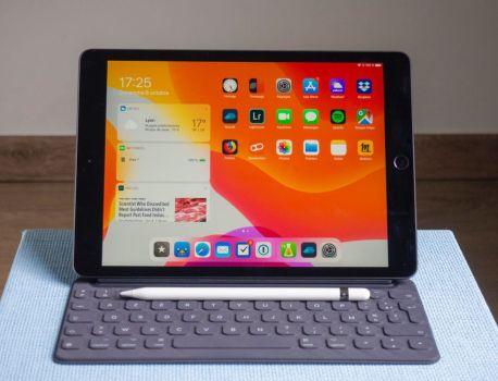 Test de l'iPad 7 : un iPad accessoire – iGeneration