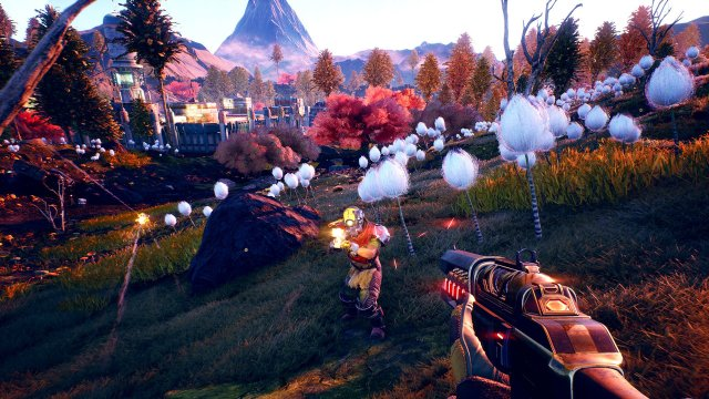 Screen The Outer Worlds