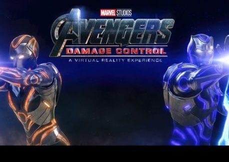 The VOID dévoile son jeu VR Avengers: Damage Control