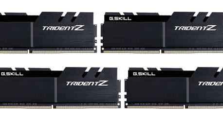 Trident Z et Trident Z Royal, G.Skill annonce du 32 Go à 4000 MHz cl15