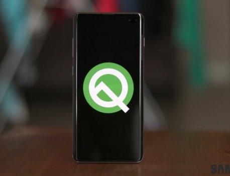 Which Galaxy phones will get an Android 10 beta program?