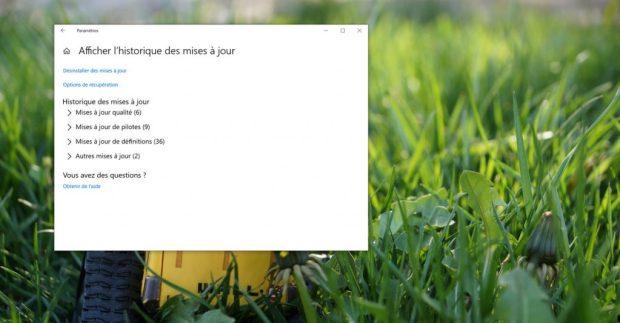 Windows 10 - Windows Update