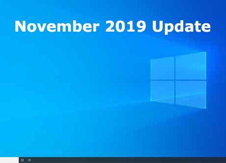 Windows 10 v1909, les ISOs sont disponibles en téléchargement sur MSDN