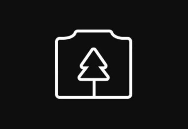 Ultra-telephoto icon in MIUI 11 camera app