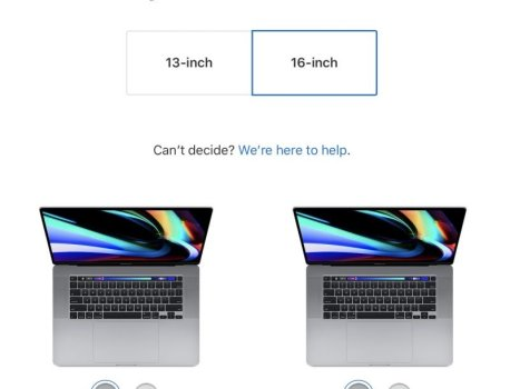 16-Inch MacBook Pro Replaces Discontinued 15-Inch Model, Pricing Ranges Between $2,399 and $6,099