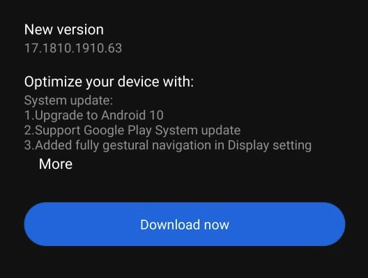 Asus Zenfone 6 Android 10 Update