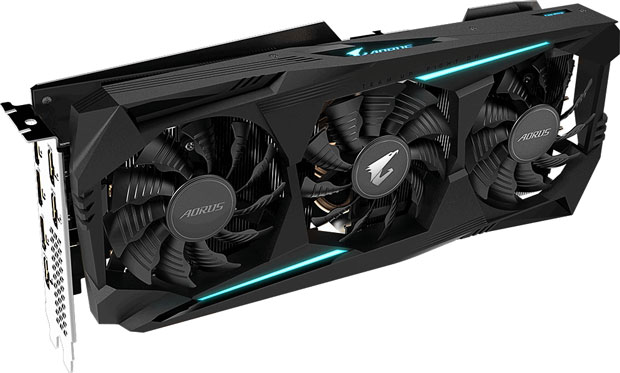 Aorus Radeon RX 5700 XT 8 Go