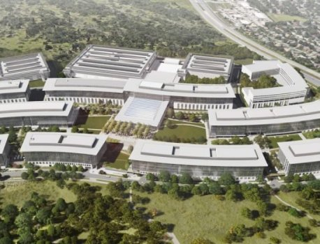 Apple Breaks Ground on New $1 Billion Campus in Austin, Texas