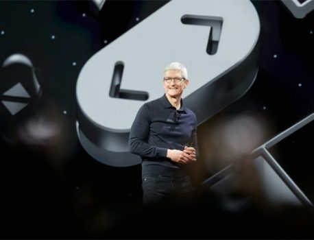 Apple CEO Tim Cook to Speak at Salesforce Conference Tomorrow
