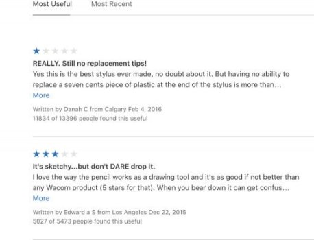 Apple Pulls Reviews From Online Store Product Listings