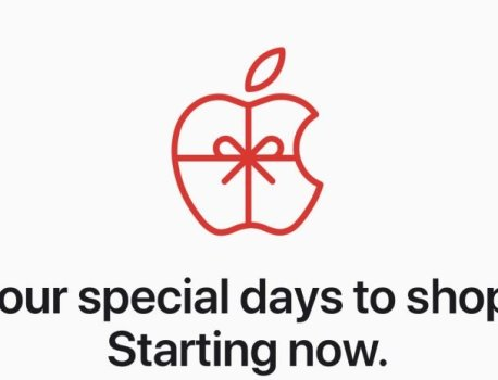 Apple's Black Friday Gift Card Promotion Begins in United States
