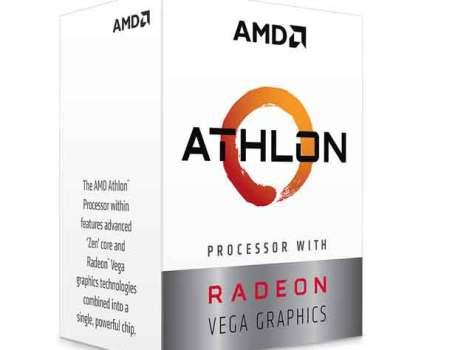 Athlon 3000G, AMD propose du 2C/4T à 3.5 GHz armé pour l'OC à 49$