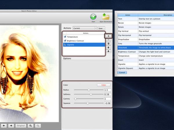batch photo editor macos mac 2 - Batch Photo Editor Mac - Traitement d'Images par Lot (gratuit)