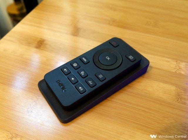 BenQ EX2780Q Remote