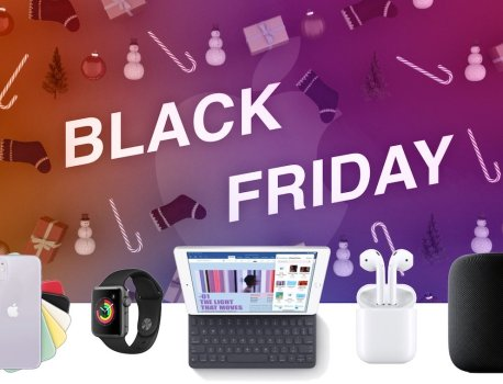 Black Friday 2019: Best Deals on Apple Products Including iPhone, HomePod, AirPods, and More