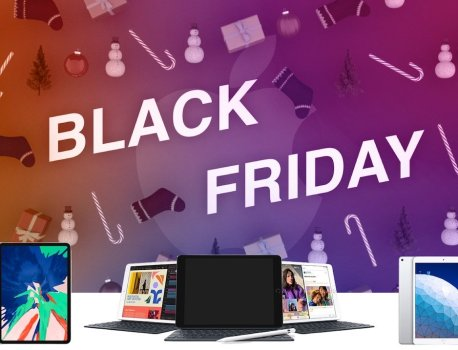 Black Friday 2019: Best Deals on Apple's iPads