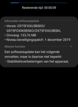 Breaking: Stable Galaxy S10 Android 10 update released in Germany!