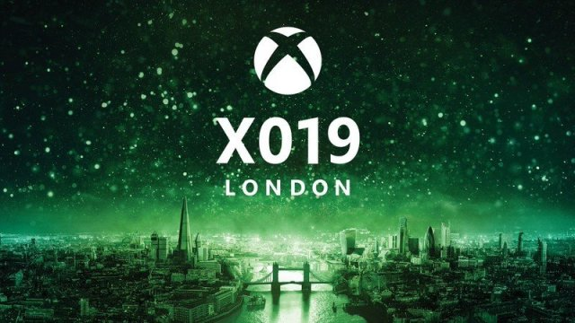 X019 London Banner