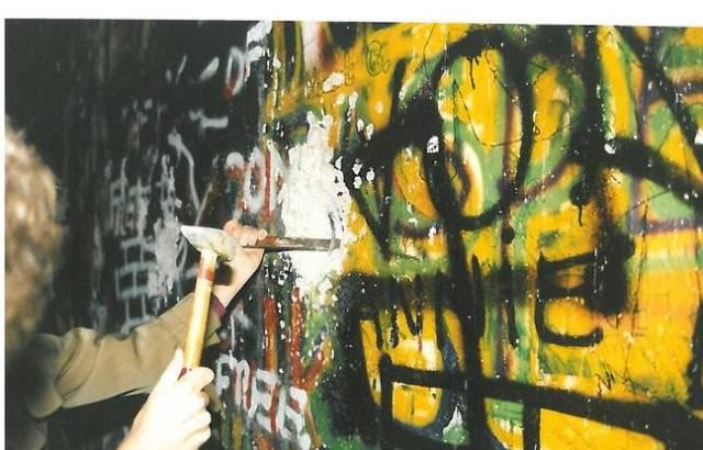 Le 9 novembre 1989, le mur de Berlin était détruit