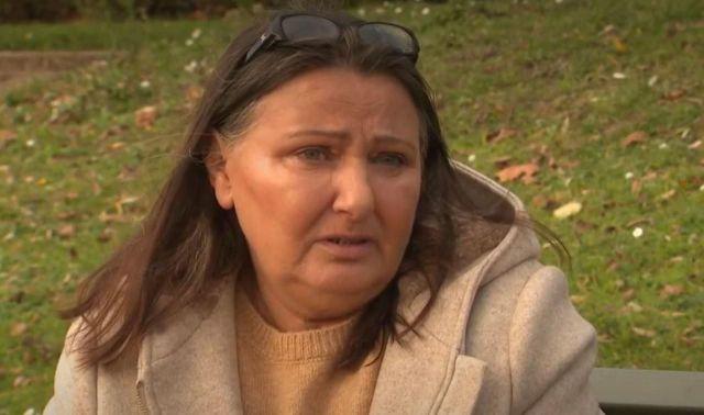 Milica P. ancienne codétenue de Monique Olivier, a recueilli ses confidences./Document France 3