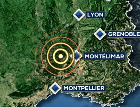 EN DIRECT – Fort séisme dans le sud-est : quatre blessés dont un grave | LCI – LCI