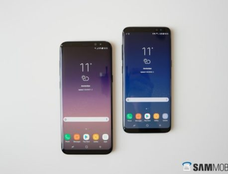 Exynos-powered Galaxy S8 gets November security update