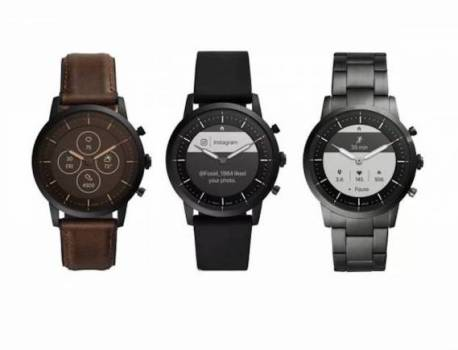 Fossil Hybrid HR Smartwatch technology announced
