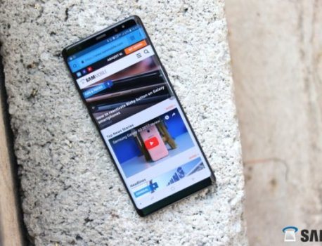 Galaxy Note 8 and Galaxy A80 get November security update
