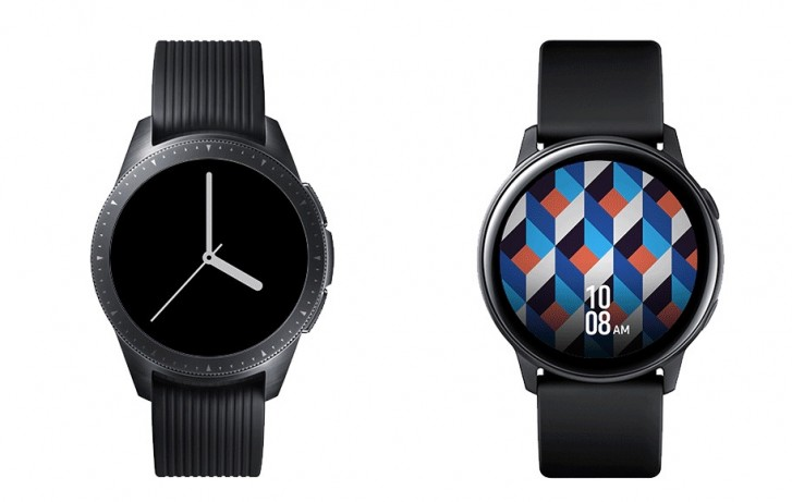Galaxy Watch and Watch Active get Galaxy Active 2 features via an update
