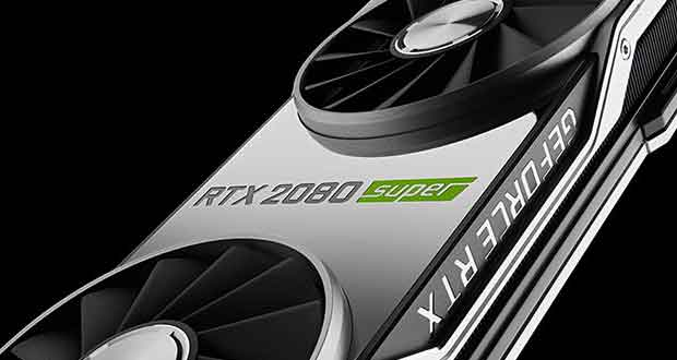 GeForce RTX 2080 Super Founders Edition de Nvidia