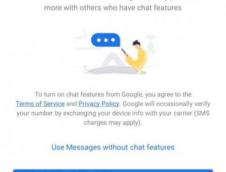 Google finally rolls out RCS in the US
