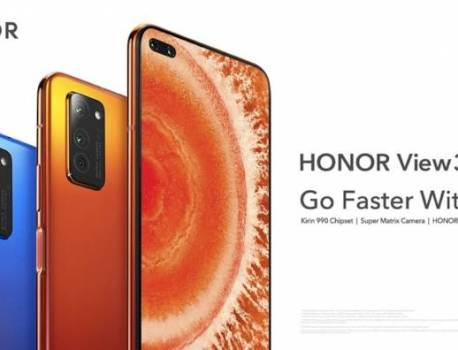 Honor View 30, Honor View 30 Pro 5G smartphones announced