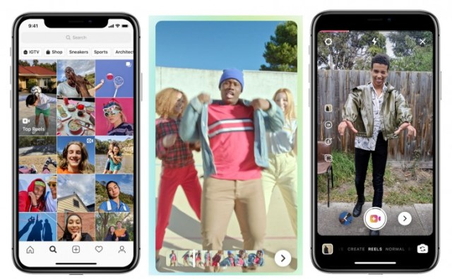 """Instagram tests """"Reels"""" editing tools to compete with TikTok"""