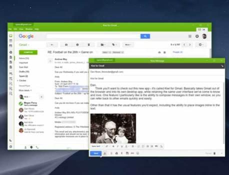 Kiwi for Gmail 2 Mac – Client Indispensable Gmail et G Suite (gratuit)