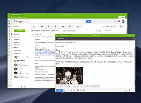kiwi for gmail 2 macos mac - Kiwi for Gmail 2 Mac - Client Indispensable Gmail et G Suite (gratuit)