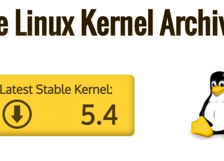 Le noyau Linux 5.4 est disponible, quoi de neuf ?