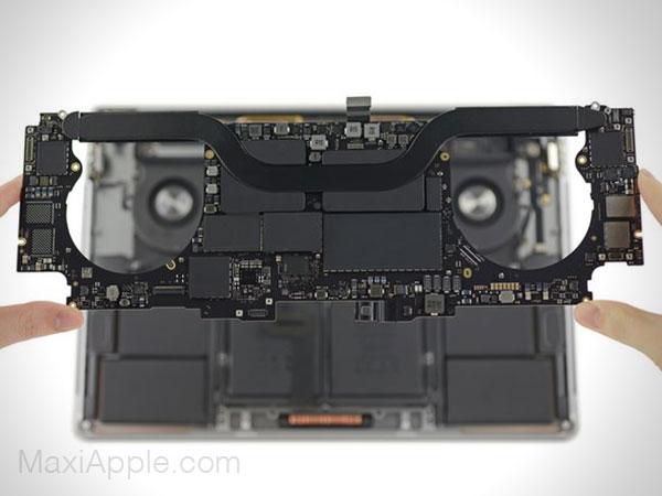 demonter macbook pro 16 2019 ifixit clavier 6 - MacBook Pro 16, Impossible à Démonter et à Faire Evoluer (video)