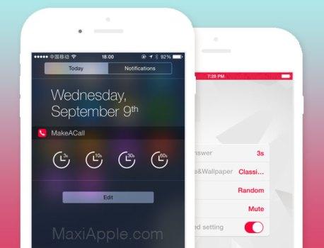 Make A Call iPhone – Faux Appels Téléphoniques avec Voix (gratuit)