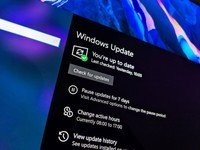 How is the Windows 10 November 2019 Update so… small?
