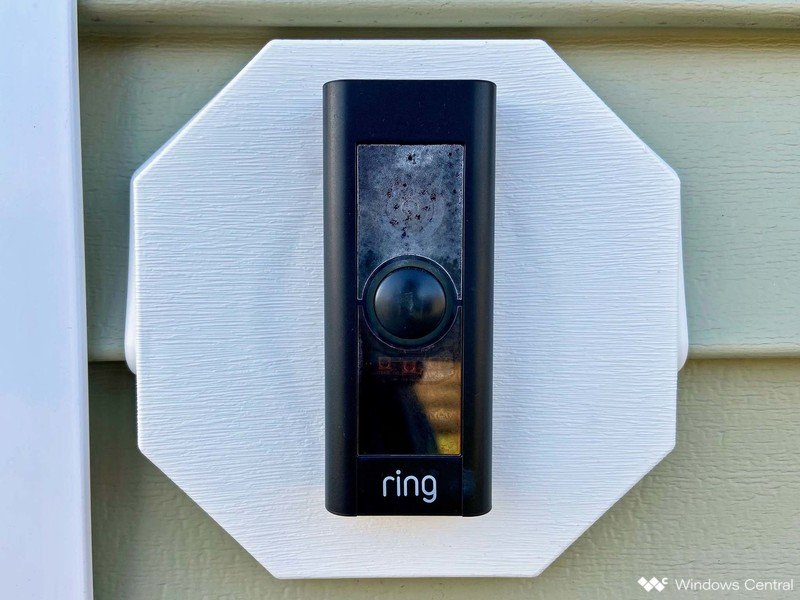 Ring Video Doorbell condensation