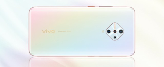 New vivo S1 Pro unveiled with 48MP quad cam on the back, sAMOLED display on the front
