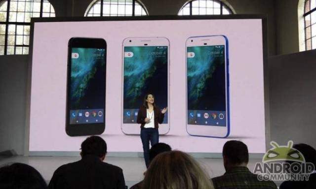 Google Pixel and Pixel XL Android 10