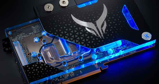 Carte graphique Radeon RX 5700 XT Liquid Devil de PowerColor