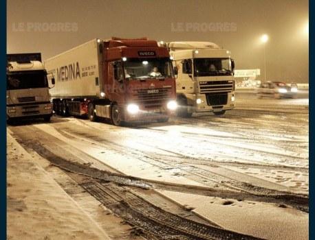 RHONE-ALPES   En direct: après la neige, les difficultés matinales se concentrent sur les TER – Le Progrès