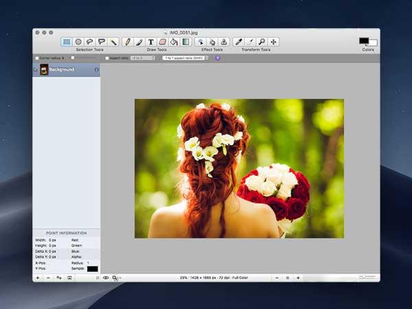 seashore macos mac - Seashore Mac - Alternative à Photoshop Element (gratuit)