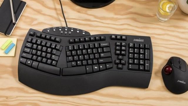 Perixx PERIBOARD-612 ergonomic Keyboard
