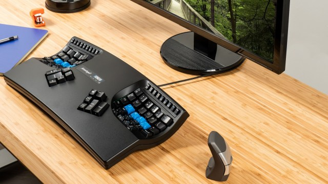 Kinesis Advantage 2 ergonomic keyboard