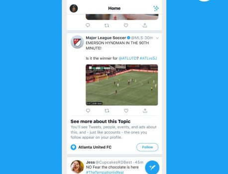 Twitter Introducing 'Topics' Feature That Lets Users Follow Subjects of Interest