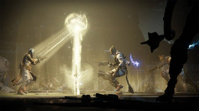 Well of Radiance in Destiny 2.