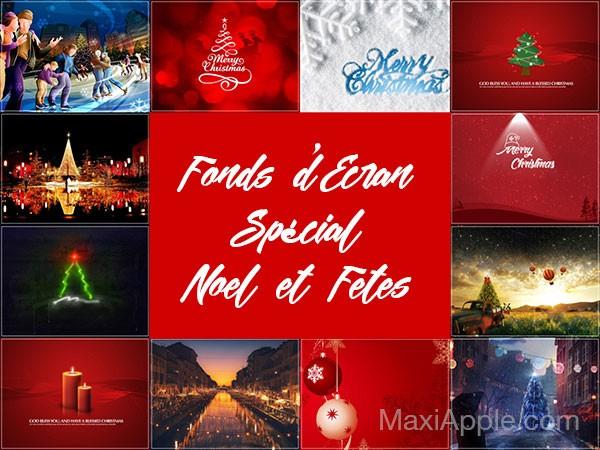 fond ecran mac pc wallpapers fetes noel 1 - 50 Fonds d'Ecrans Noël en HD 4K pour Mac (gratuit)